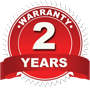 3R Two Year Warranty